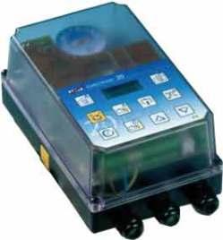 Клапаны для фильтр. емкостей, электрические и автоматические