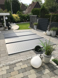 Каркасные покрытия LIDER pool